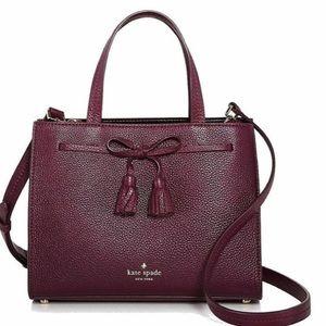 Kate Spade Hayes satchel